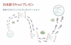 初めてのPrezi編集(2)